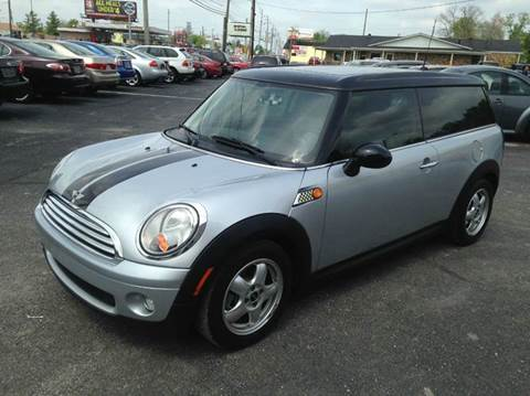 2009 MINI Cooper Clubman for sale in Indianapolis, IN