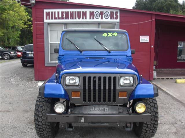 1989 Jeep Wrangler for sale in ORLANDO FL