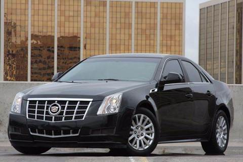 2012 Cadillac CTS for sale in Denver, CO