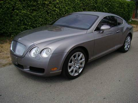 2005 Bentley Continental GT for sale in Denver, CO