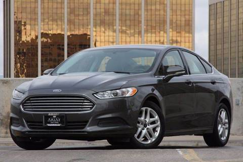 2016 Ford Fusion for sale in Denver, CO