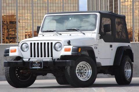 2002 Jeep Wrangler for sale in Denver, CO