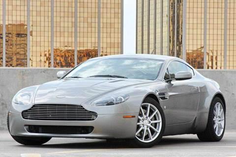 2007 Aston Martin V8 Vantage for sale in Denver, CO