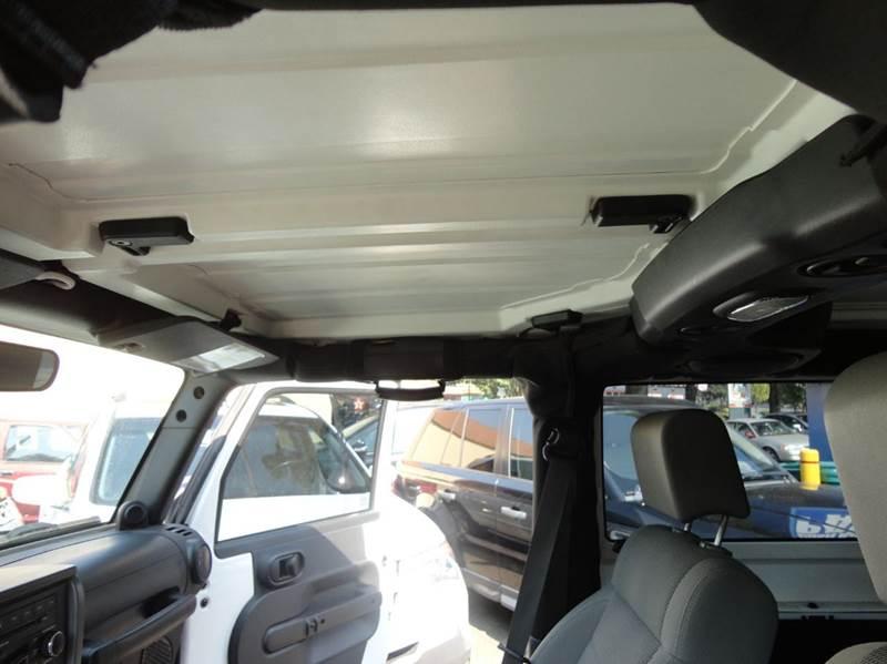 2007 Jeep Wrangler 4x4 Rubicon 2dr SUV - Redmond WA