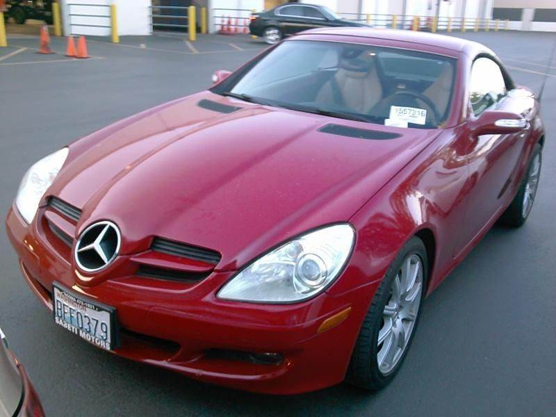 2007 Mercedes-Benz SLK SLK 350 2dr Convertible - Redmond WA