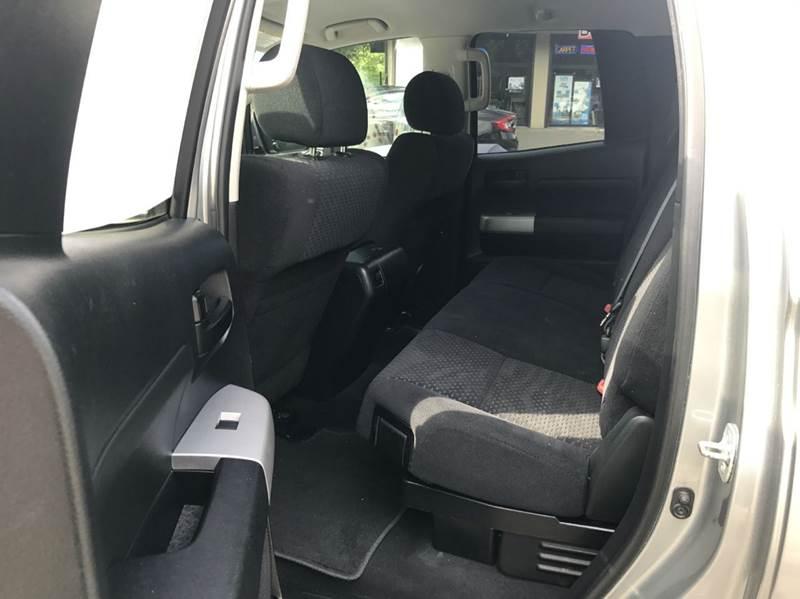 2008 Toyota Tundra 4x4 SR5 4dr Double Cab SB (5.7L V8) - Redmond WA