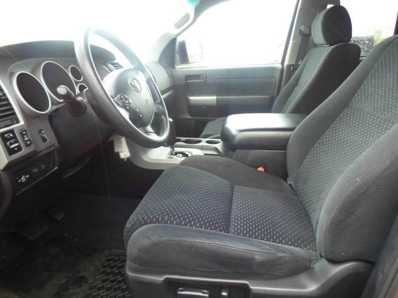 2013 Toyota Tundra 4x4 Grade 4dr Double Cab Pickup SB (5.7L V8) - Redmond WA