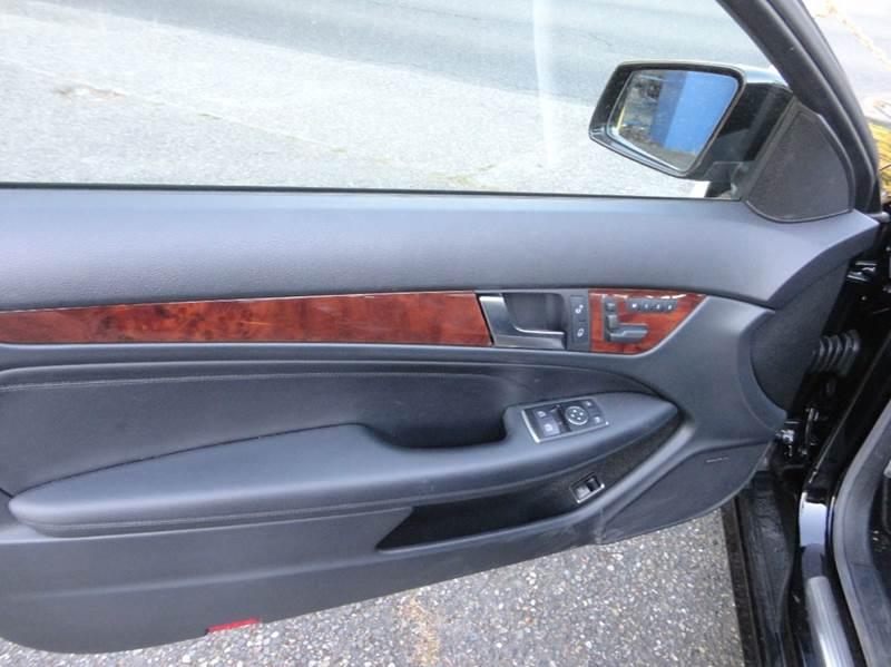 2012 Mercedes-Benz C-Class C 250 2dr Coupe - Redmond WA