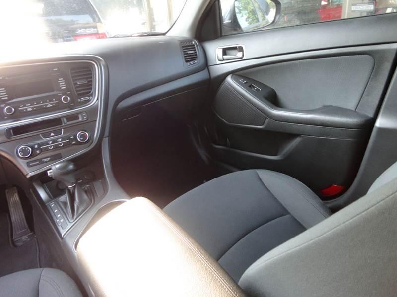 2015 Kia Optima LX 4dr Sedan - Redmond WA
