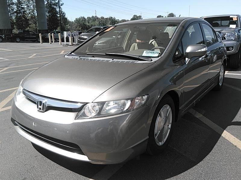 2006 Honda Civic Hybrid 4dr Sedan - Redmond WA