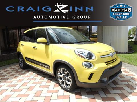 2014 FIAT 500L for sale in Pembroke Pines, FL