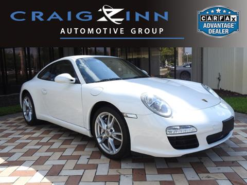 2009 Porsche 911 for sale in Pembroke Pines, FL
