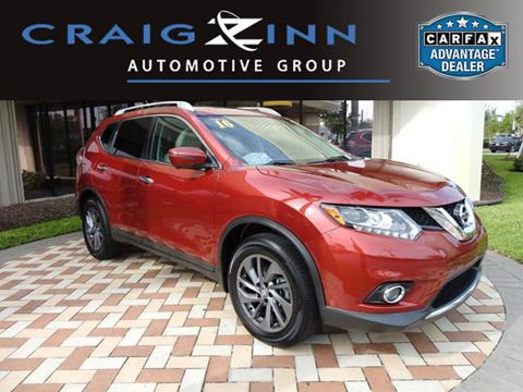2016 Nissan Rogue for sale in Pembroke Pines, FL