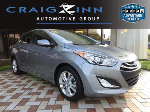 2015 Hyundai Elantra GT for sale in Pembroke Pines, FL
