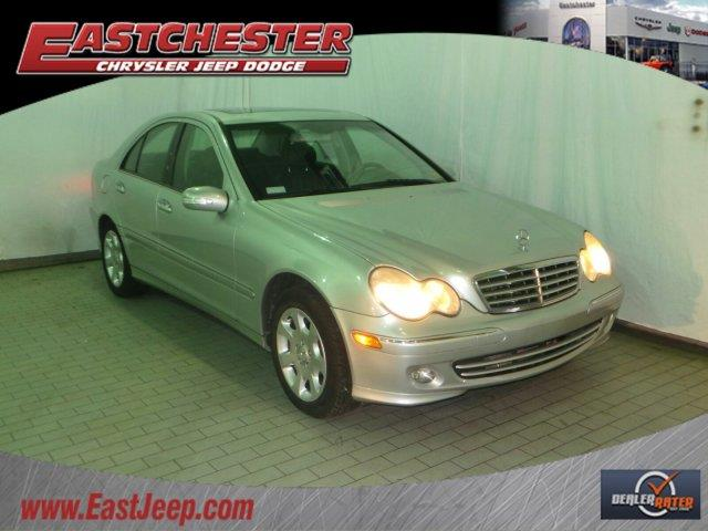 Used 2005 mercedes benz c class c240 in bronx ny at for Mercedes benz bronx
