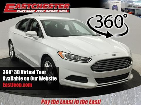 2016 Ford Fusion for sale in Bronx, NY