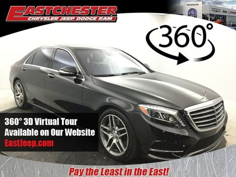 2015 Mercedes-Benz S-Class for sale in Bronx, NY