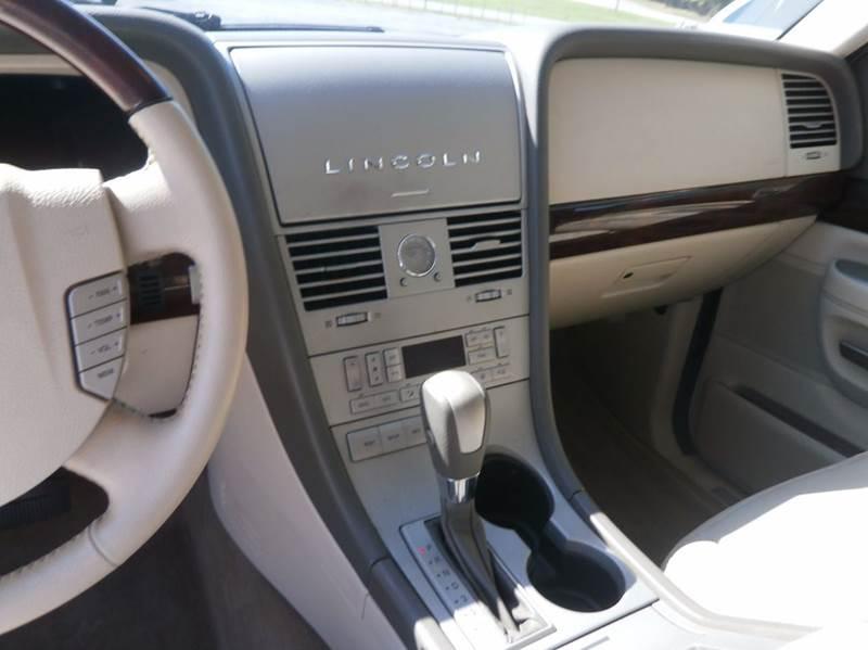 2004 Lincoln Aviator AWD Luxury 4dr SUV - Hickory NC