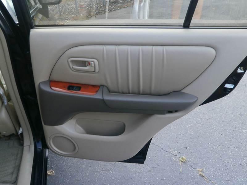 2000 Lexus RX 300 Base AWD 4dr SUV - Hickory NC