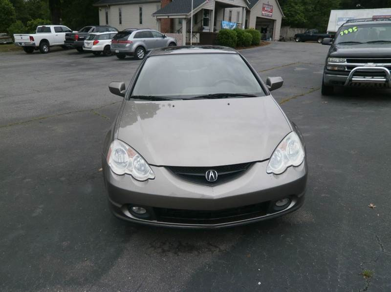 2003 Acura RSX 2dr Hatchback w/Leather - Hickory NC