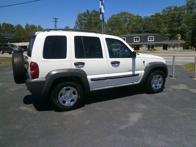 2003 Jeep Liberty 4dr Sport 4WD SUV - Hickory NC
