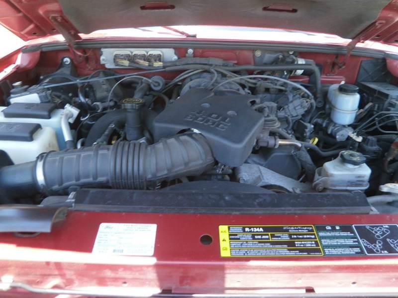 2008 Ford Ranger 4x4 FX4 Off-Road 2dr SuperCab SB - Hickory NC
