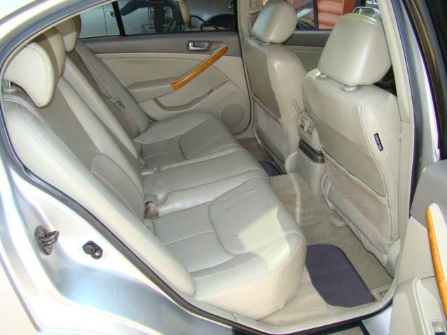 2004 Infiniti G35 AWD 4dr Sedan w/Leather - Paragould AR