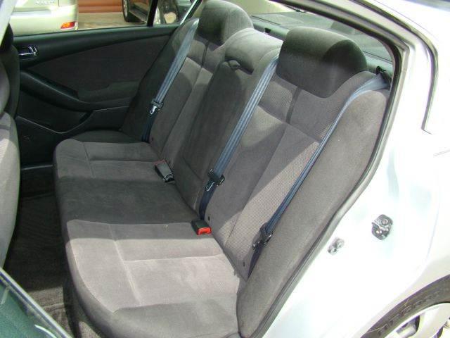 2008 Nissan Altima 2.5 S 4dr Sedan CVT - Paragould AR