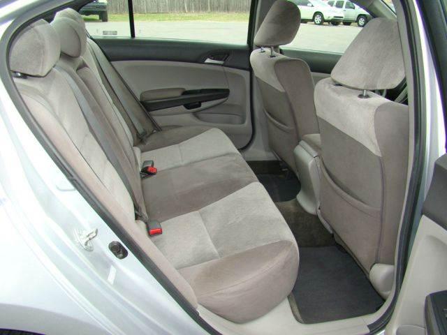 2010 Honda Accord LX 4dr Sedan 5A - Paragould AR