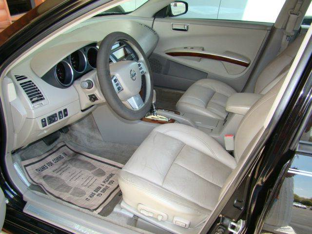 2007 Nissan Maxima 3.5 SL 4dr Sedan - Paragould AR