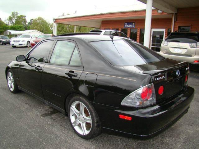 2004 Lexus IS 300 4dr Sedan - Paragould AR
