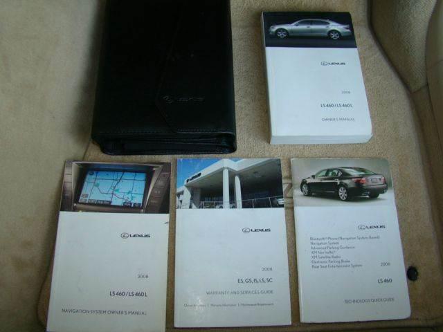2008 Lexus LS 460 4dr Sedan - Paragould AR