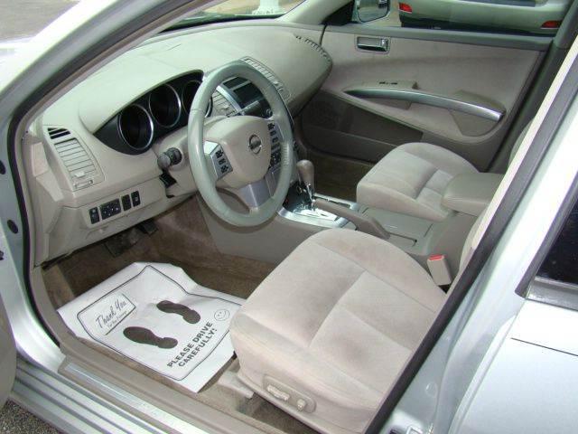 2007 Nissan Maxima 3.5 SE 4dr Sedan - Paragould AR