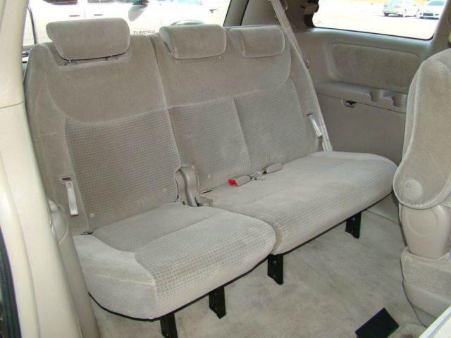 2006 Toyota Sienna CE 7-Passenger 4dr Mini-Van - Paragould AR