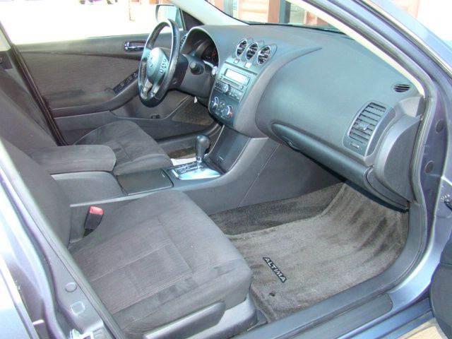 2012 Nissan Altima 2.5 S 4dr Sedan - Paragould AR