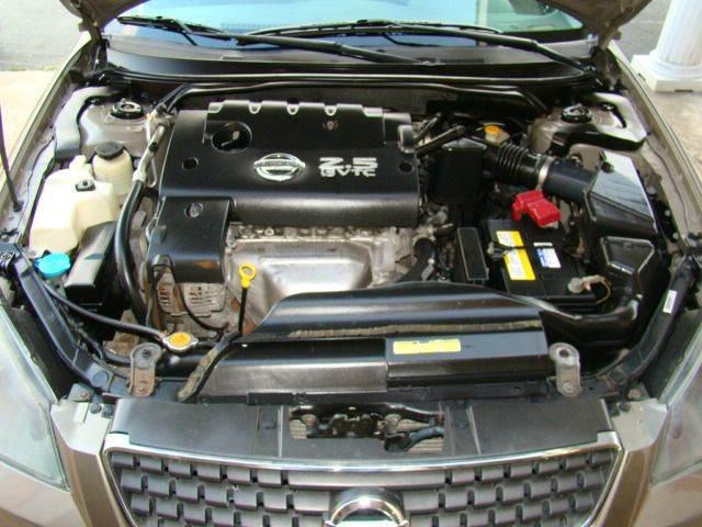 2006 Nissan Altima 2.5 S 4dr Sedan w/Automatic - Paragould AR