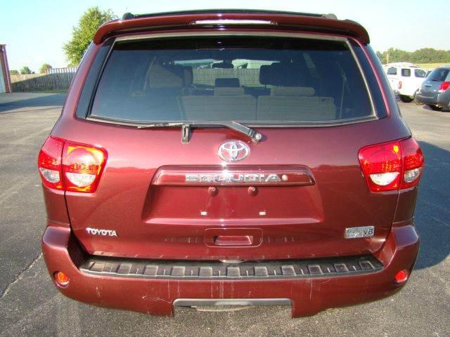 2008 Toyota Sequoia 4x2 SR5 4dr SUV (5.7L) - Paragould AR