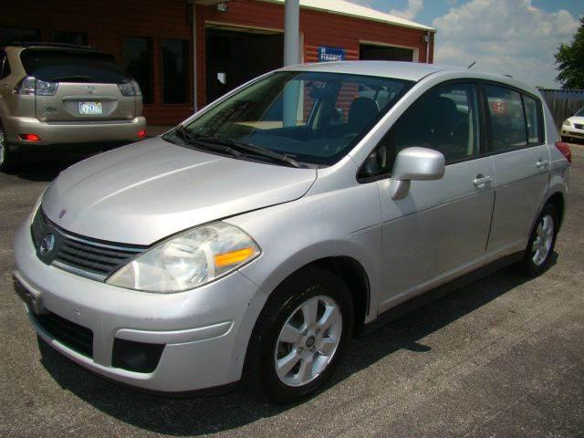 2007 Nissan Versa 1.8 S 4dr Hatchback (1.8L I4 4A) - Paragould AR