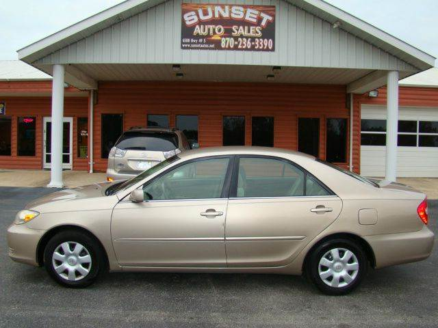 2003 Toyota Camry LE 4dr Sedan - Paragould AR