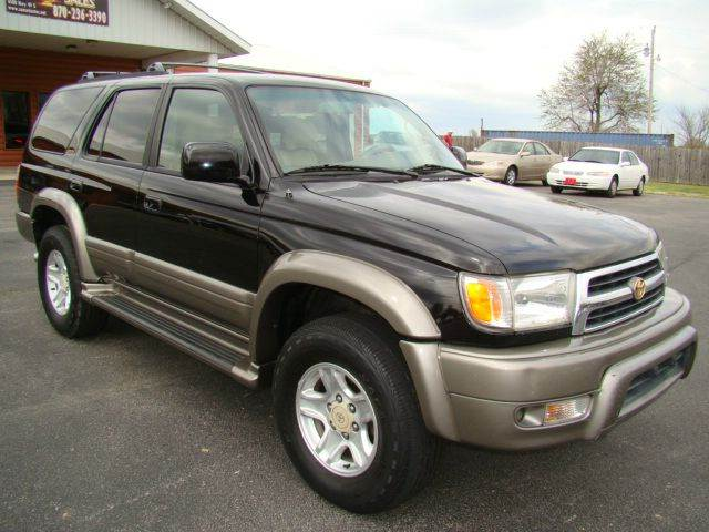 1999 Toyota 4Runner Limited 4dr SUV - Paragould AR
