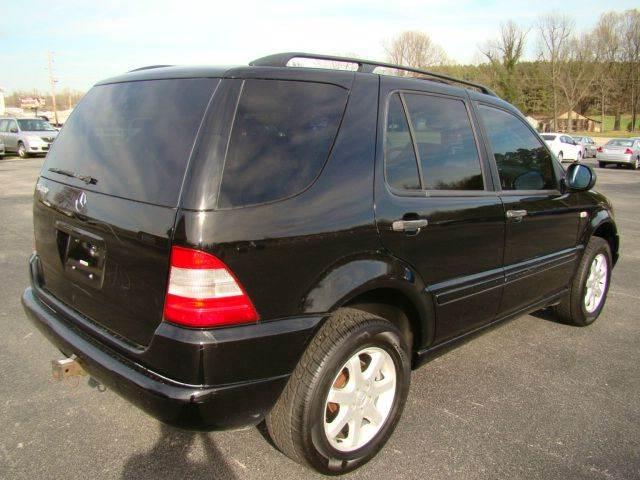 1999 Mercedes-Benz M-Class ML 430 AWD 4MATIC 4dr SUV - Paragould AR