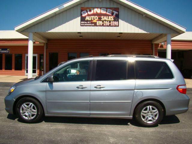 2007 Honda Odyssey EX-L 4dr Mini-Van - Paragould AR