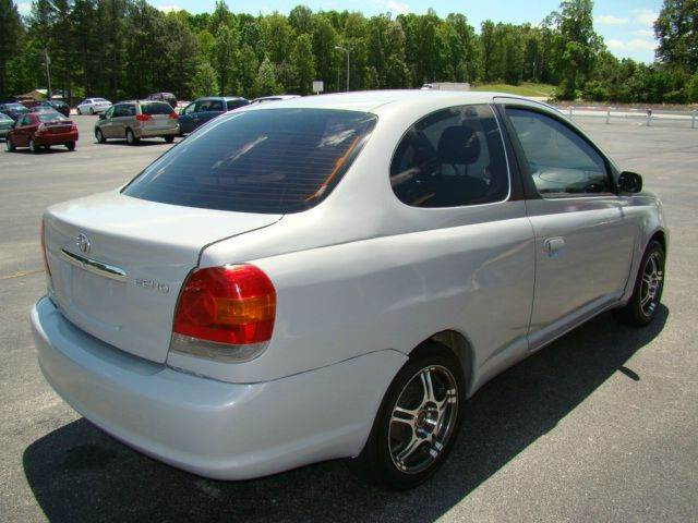 2003 Toyota ECHO Base 2dr Coupe - Paragould AR