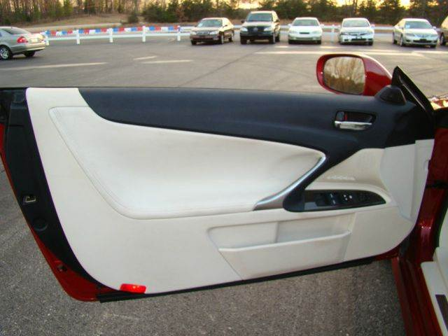 2010 Lexus IS 350C Base 2dr Convertible - Paragould AR