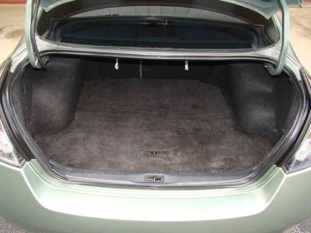 2007 Nissan Altima 2.5 S 4dr Sedan (2.5L I4 CVT) - Paragould AR