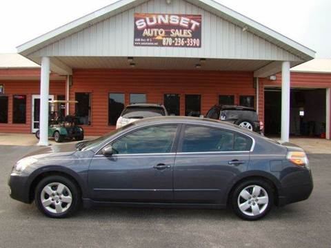 2007 Nissan Altima for sale in Paragould, AR