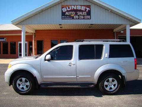 2005 Nissan Pathfinder for sale in Paragould, AR