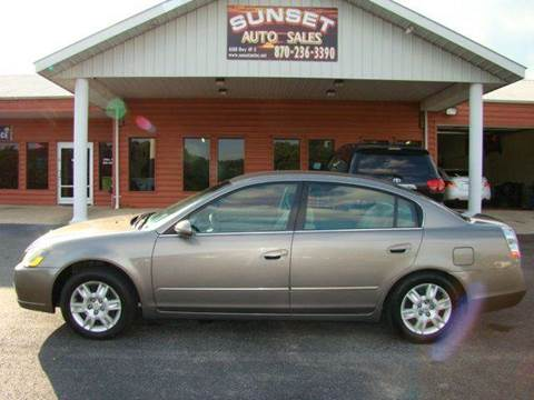 2006 Nissan Altima for sale in Paragould, AR