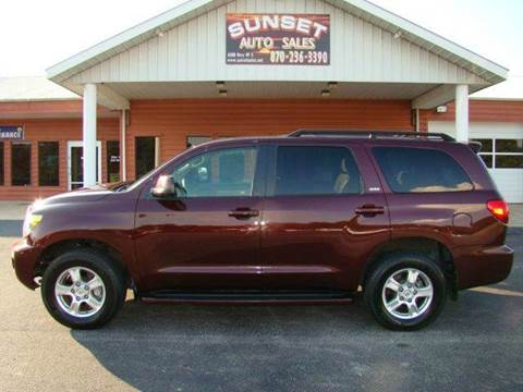 2008 Toyota Sequoia for sale in Paragould, AR