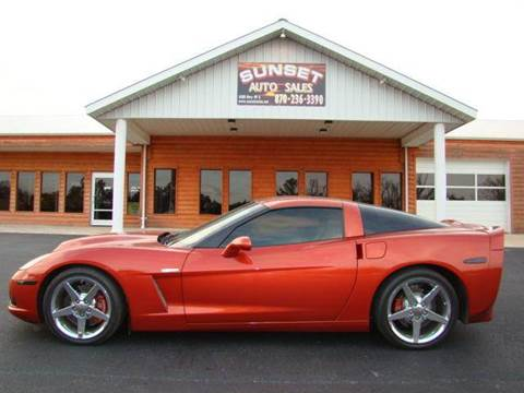 2006 chevrolet corvette for sale in arkansas. Black Bedroom Furniture Sets. Home Design Ideas